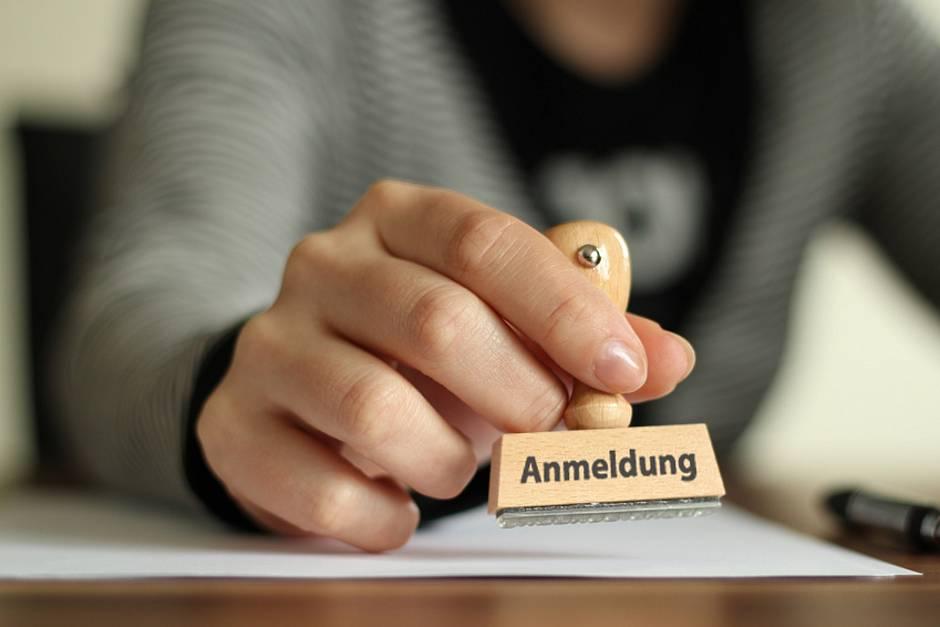 Înregistrarea la Evidența populației în Germania
