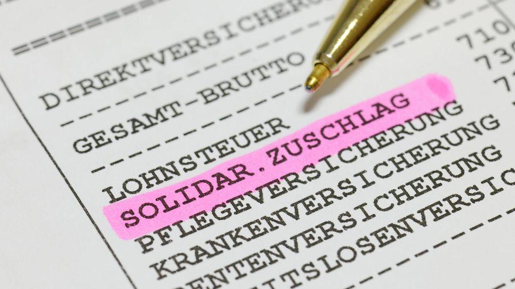 Tot ce trebuie să știți despre taxa de solidaritate din Germania