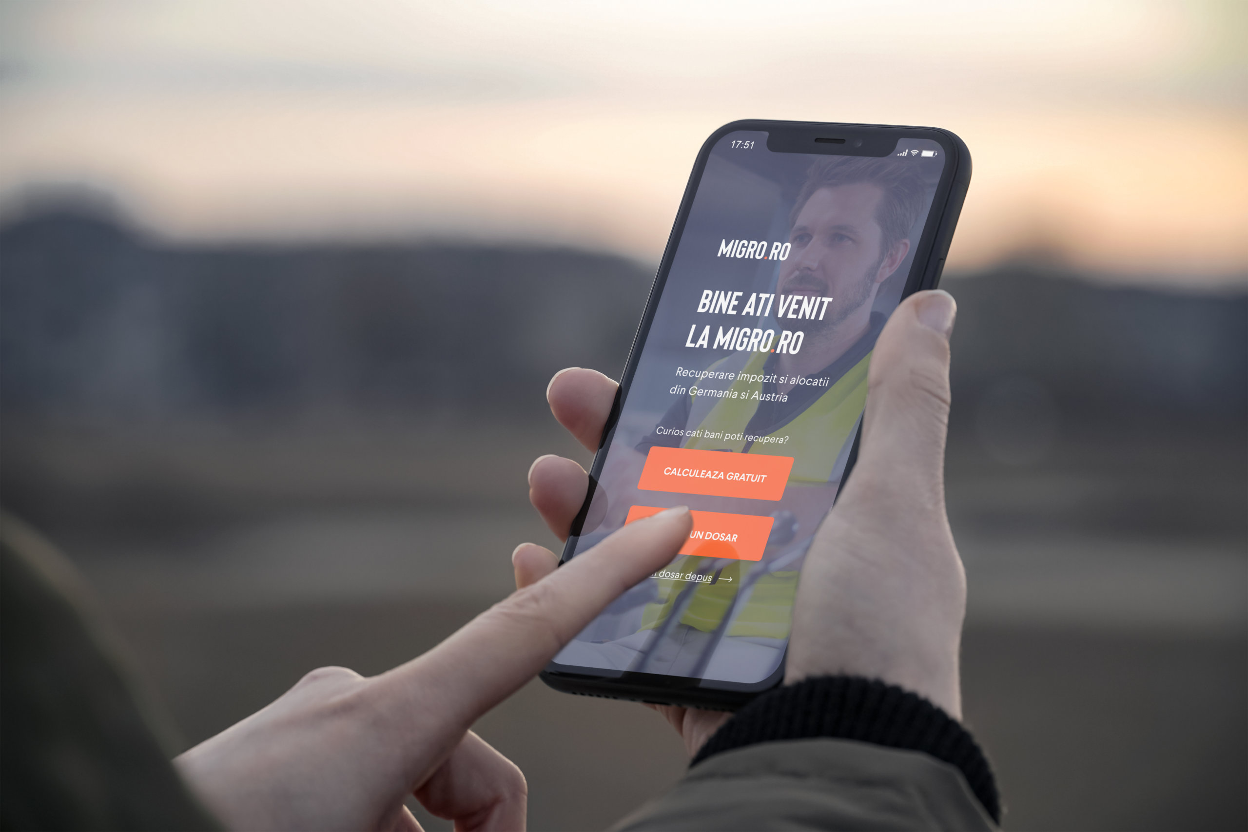 2021 aduce o nouă aplicație pentru recuperarea taxelor – Migro App